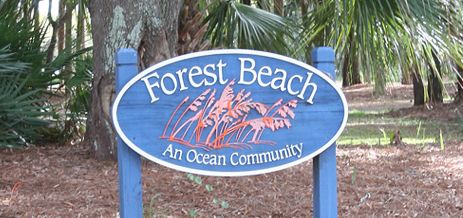 Forest Beach Real Estate