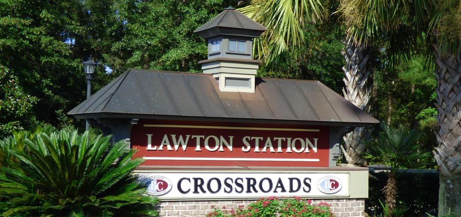 Lawton Station