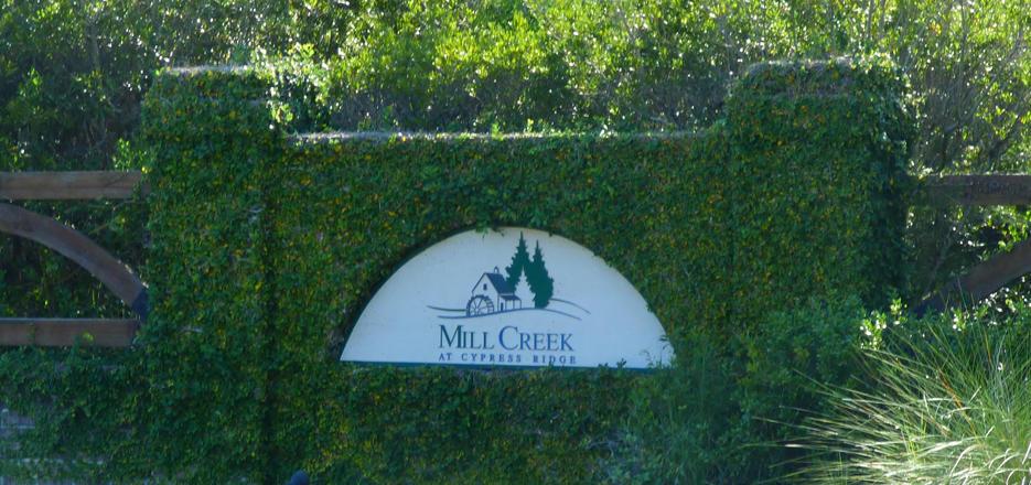 Mill Creek at Cypress Ridge