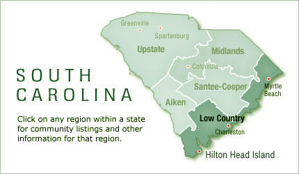 Lowcountry South Carolina Map.Sc Lowcountry Hilton Head Island Real Estate Brokers