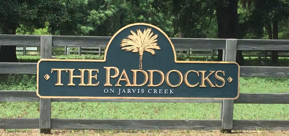 Paddocks on Jarvis Creek