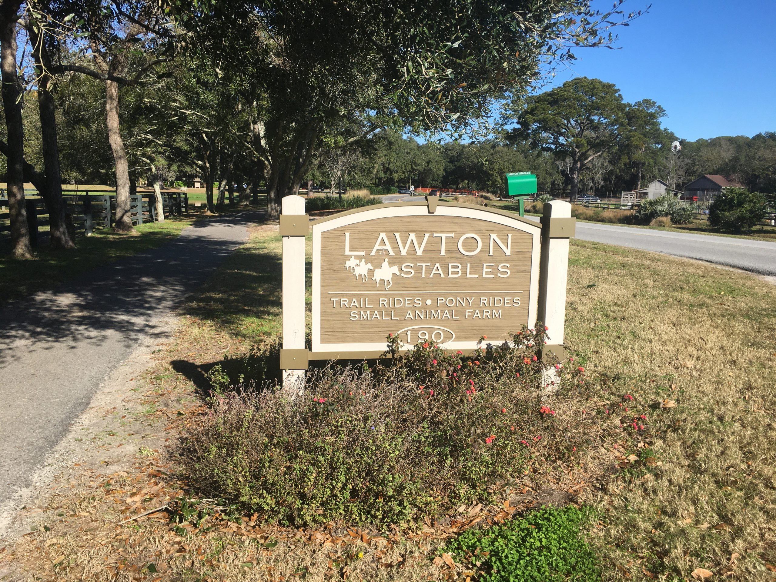 Spring's Featured Attraction: Lawton Stables