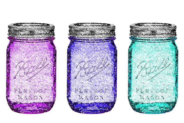 Fun Family Activity: Calming Jars